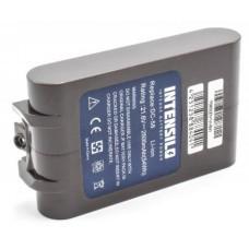 INTENSILO Akku für Dyson DC58, DC62, 21.6V, Li-Ion, 2500mAh