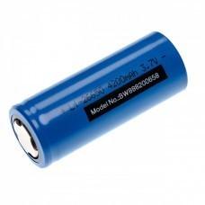 Zylindrische Akku Zelle 26650, Li-ion, 3,7V, 4200mAh