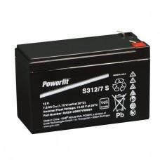 Exide Powerfit S312/7S Blei-Akku