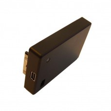 Zusatz-Akku für GoPro Hero 3+,4, ABPAK-404, 1240mAh inkl. USB-Ladekabel
