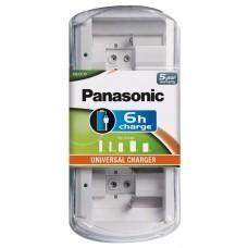 Panasonic Universalladegerät BQ-CC15 für NiMH Akkus