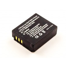 AccuPower Akku passend für Panasonic CGA-S007,CGR-S007