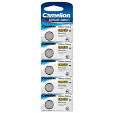 Marken CR2450 Lithium 3V Knopfbatterie 5-Sparset