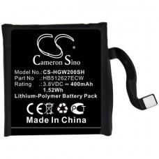 Akku für Smartwatch Huawei Watch 2 4G, HB512627ECW