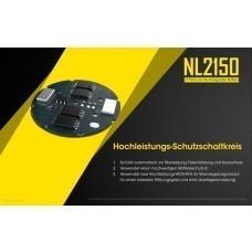 Nitecore Li-Ion Akku Typ 21700 NL2150