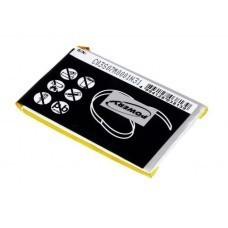 Akku passend für Apple iPod Touch 4. Generation, Typ 616-0550 inkl. Werkzeug