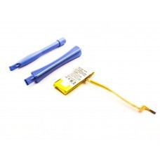 AccuPower Akku passend für Apple iPod 5G 30GB 616-0230, EC008-2