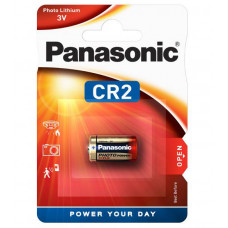 Panasonic CR2, CR-2, CR2EP Photo Power Lithium Batterie