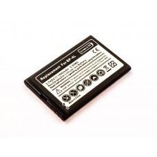 AccuPower Akku passend für Nokia E61i, E63, N97, BP-4L
