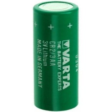 Varta CR2/3AA Lithium Batterie, 6237 CR 2/3 AA