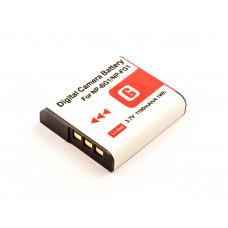 AccuPower Akku passend für Sony NP-BG1, DSC-WX1