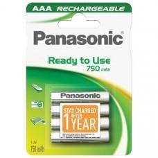 Panasonic Evolta AAA/Micro Ready2Use Akku 4-Pack