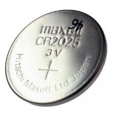 Maxell CR2025 Lithium Knopfbatterie 3V