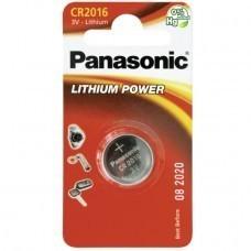 Panasonic CR2016 Lithium Knopfbatterie
