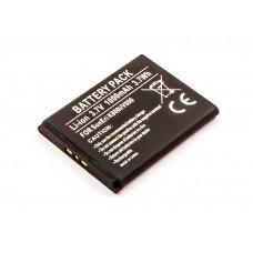 AccuPower Akku passend für Sony Ericsson K550i, BST-33