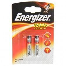 Energizer Ultra LR61/AAAA, E96, V4004, LR8D425 Batterie 2-Pack