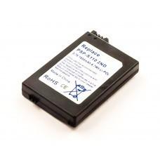 AccuPower Akku passend für Sony PSP Slim & Lite, PSP-110S