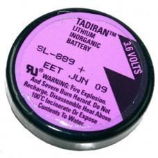 Sonnenschein Inorganic Lithium Batterie SL-889/P Anschlußdrähte