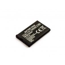 AccuPower Akku passend für Nokia 5220 XpressMusic, BL-5CT