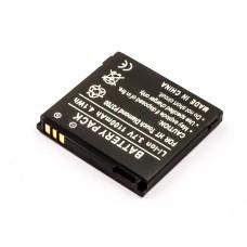 AccuPower Akku passend für T-mobile Compact IV, O2 Xda Diamond