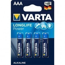 Varta 4903 High Energy AAA/Micro Batterie 4-Pack