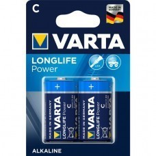 Varta 4914 High Energy C/Baby Batterie 2-Pack