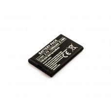 AccuPower Akku passend für Nokia 5800 XpressMusic, BL-5J
