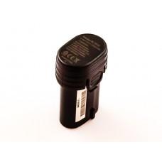 AccuPower Akku passend für Makita TD020, 194356-2, BL7010