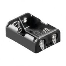 Batteriehalter für 2x N/Lady/LR1 Batterien oder Akkus