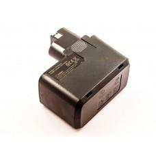 Akku passend für Bosch 12 Volt VES-2, VEP-2, VSP-2