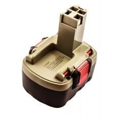 Akku passend für Bosch GSR 14,4 VE-2, 2607335276