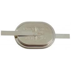 Varta V600HR NiMH Akku aufladbare Knopfzelle mit Lötfahne in Z-Form
