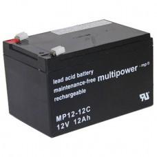Multipower MP12-12C Blei-Akku 12 Volt