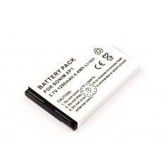 AccuPower Akku passend für Sonim XP1, XP1-BT, XP1-0001100