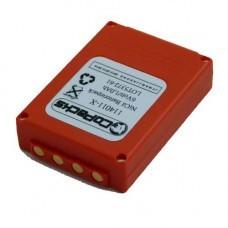 AccuPower Akku passend für HBC Funkgerät FUB 05AA, BA205030