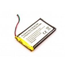 AccuPower Akku passend für Garmin Nüvi 750, 760, 760T, 010-00583
