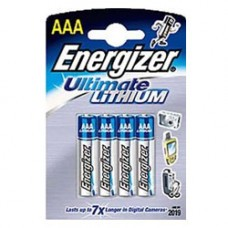 Energizer L92 AAA/Micro Lithium Batterie 4-Pack
