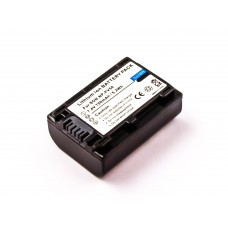 AccuPower Akku passend für Sony NP-FV50 NP-FH50