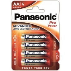 Panasonic Pro Power AA/Mignon/LR06 Batterie 4-Pack