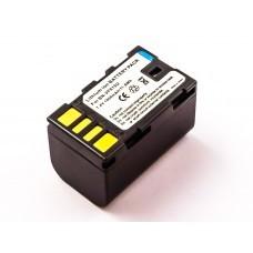 AccuPower Akku passend für JVC BN-VF815