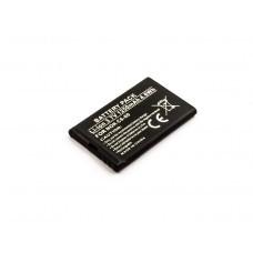 AccuPower Akku passend für Nokia C6, BL-4J