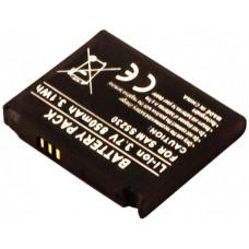 AccuPower Akku passend für Samsung S5230 Star, AB603443CUC