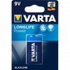 Varta 4922 High Energy 9Volt/6F22 Batterie