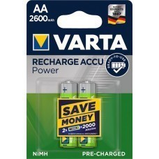 Varta 5716 Photo Professional AA / AA Batería 2-Pack