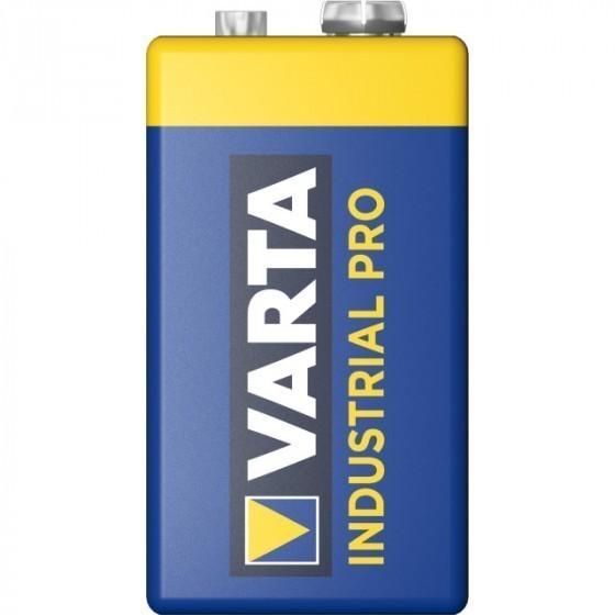 Varta 4022 Industrial 9-Volt battery