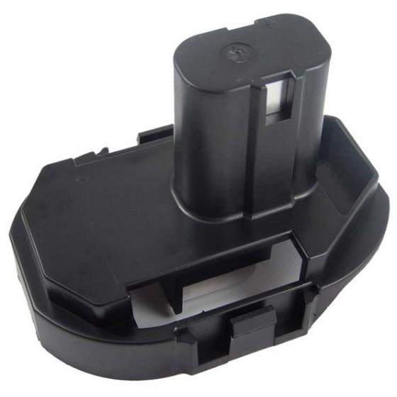 VHBW Battery adapter for Makita 18V lithium battery to 18V Ni-battery