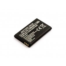 AccuPower battery suitable for Nokia 1100, 2730 classic, BL-5C