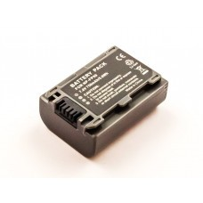 AccuPower battery suitable for Sony NP-FP50, DCR-HC Serie