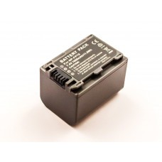 AccuPower battery for Sony NP-FP70, NP-FP71