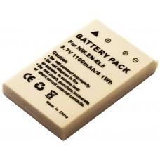 AccuPower battery suitable for Nikon EN-EL5, Duracell CP1